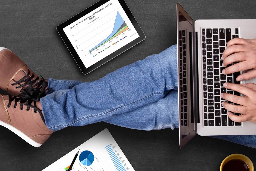 Inbound marketing offers easy to analyse metrics