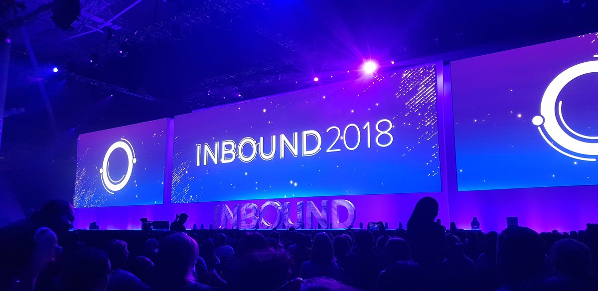 INBOUND18, HubSpot in Boston