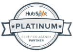 hubspot-platinum-partner-agency-badge