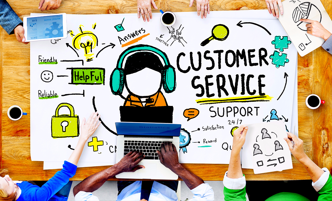 4 ways technology will redefine the future of customer service.